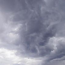 Kaho'olawe Stormy Sky