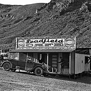 Leadfield Cafe