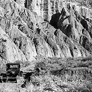 Titus Canyon Road 4