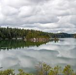 Winter at Paradise Lake II