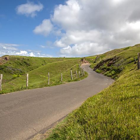Leaving Kahakuloa