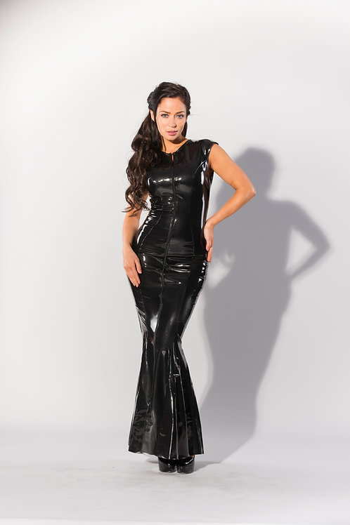 Langes Datex Kleid