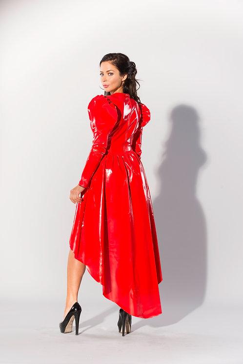 Langes Datex Kleid