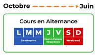 cours en Alternance à Paris