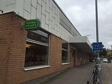 Bostadsområde i Åkersberga