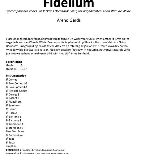 Fidelium (brassband)