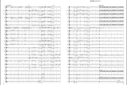 Shifting Winds (Brassband)