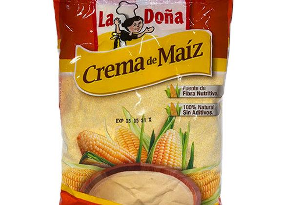 Crema de Maiz La Dona (320gr)