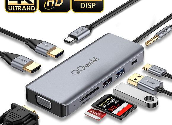 Estacion de Acoplamiento USB QGeeM
