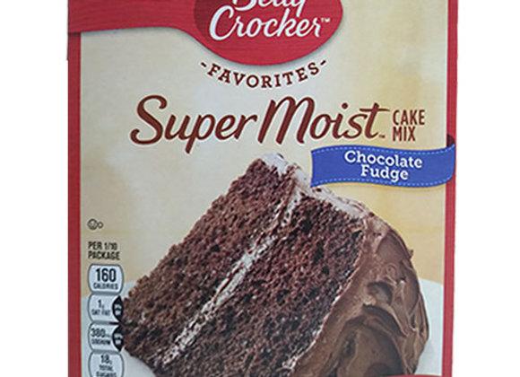 Mezcla de Dulce Chocolate Fudge Betty
