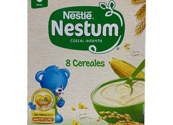 Nestum Probioticos 8 Cereales 6 Meses 200gr