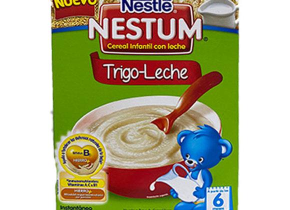 Nestum Probioticos Trigo-Leche 6 Meses