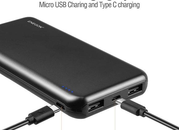 Bateria portatil de 10000 mAh Enegon