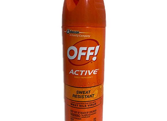Repelente para Mosquitos Aerosol Off!