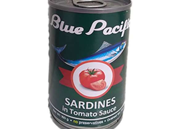 Sardina Dulce Blue Pacific 160gr