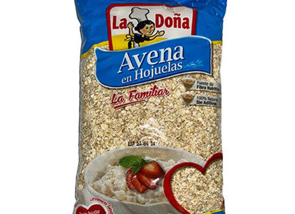 Avena en Hojuela Familiar La Dona (454gr)