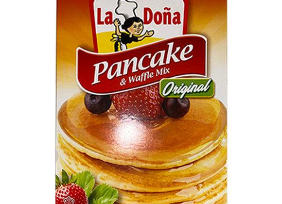 Pancake y Waffle Mix La Dona (453gr)