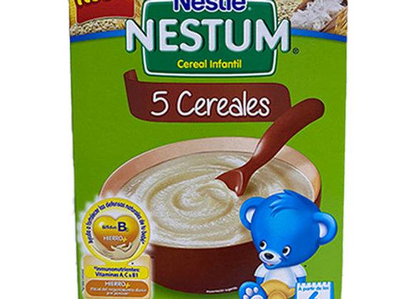 Nestum Probioticos 5 Cereales 6 Meses