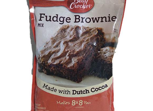 Mezcla de Dulce Frudge Brownie Betty Croker