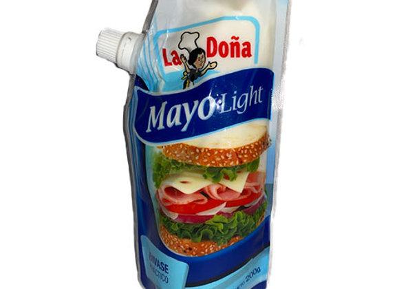 Mayonesa Light La Dona (200gr)
