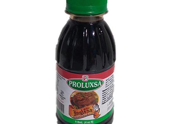 Salsa Inglesa Proluxa 118ml