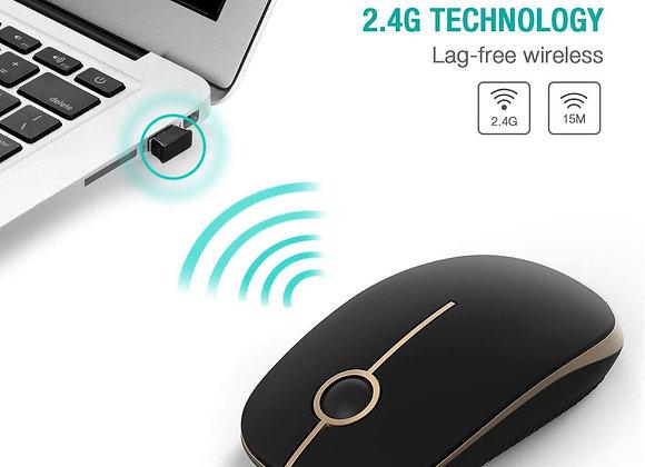 Mouse Inalambrico 2.4G Wit / GlJellyComb