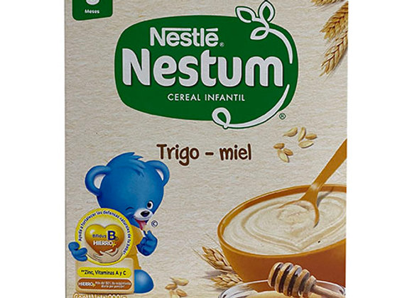 Nestum Probioticos Trigo-Miel 6 Meses