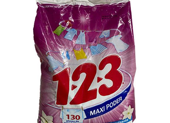 Detergente 123 Jazmin 1000gr