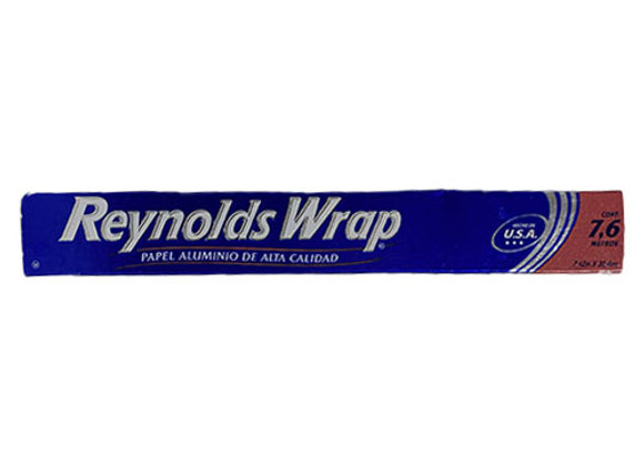 Papel Aluminio Reynolds 25ft