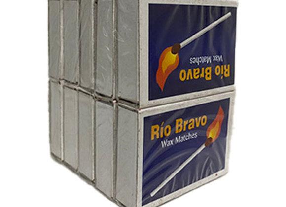 Fosforos Rio Bravo