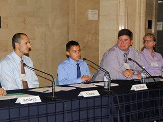 Colorado Department of Education: Green Strides Panel - Student Rep. Michael Yeh