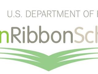 Kinard Earns Green Ribbon School Award