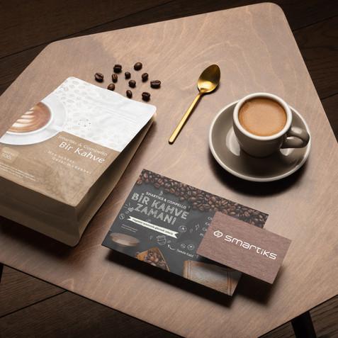 Smartiks-Coffee-Card Social Media