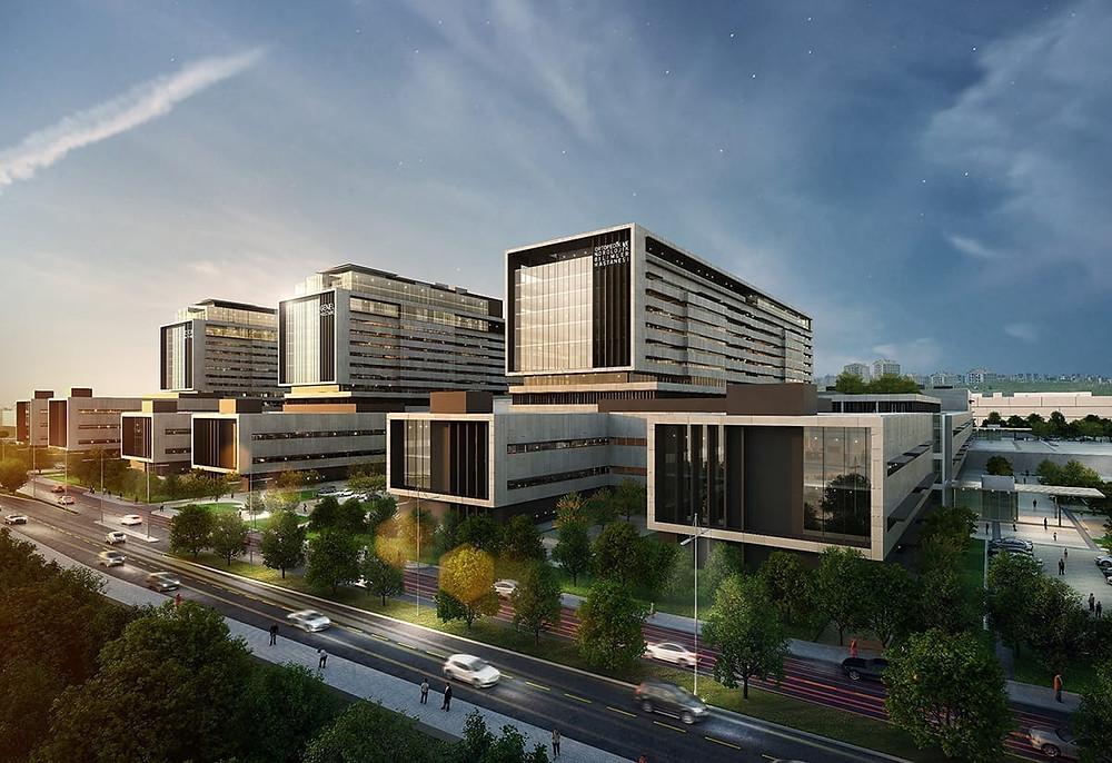 Rönesans Holding İstanbul Başakşehir Şehir Hastanesi projesi için 'Smartiks Yardım Masası ve Tesis Yönetimi' çözümünü tercih etti.