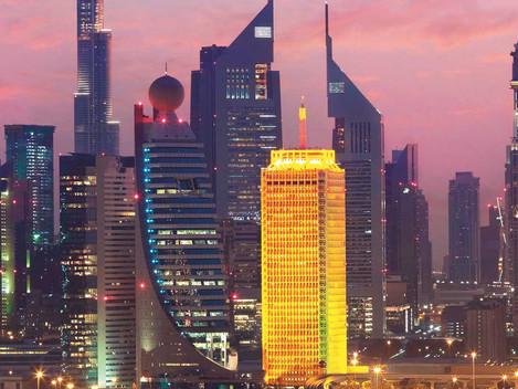 Dubai World Trade Center Smartiks ile Dijitalleşti!