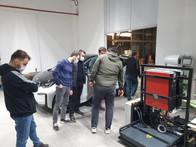 m-şarj project stage