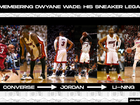 Remembering Dwyane Wade: His Sneaker Legacy
