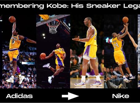 Remembering Kobe: His Sneaker Legacy