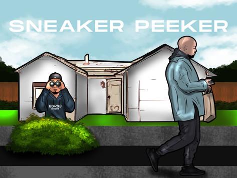 Sneaker Peeker Volume II