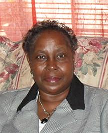 Minister Yvonne Carr