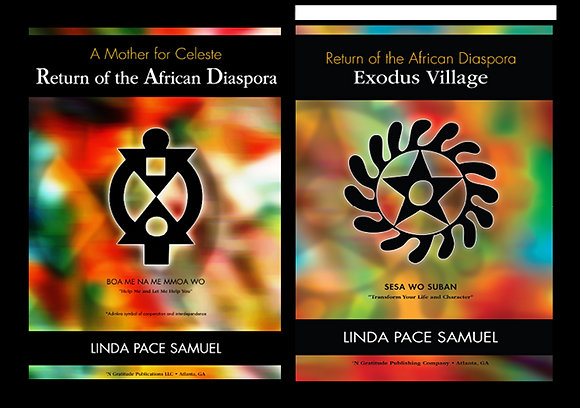 Return of the African Diaspora: 2 book set