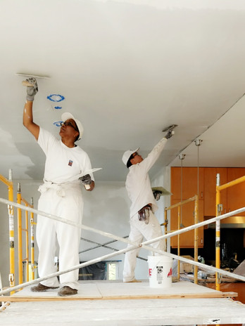 Interior Veneer Plaster Gordon Plastering_3