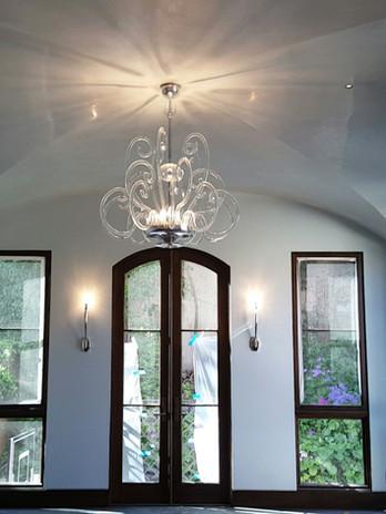 Interior Ceiling Venetian Plaster Gordon Plastering