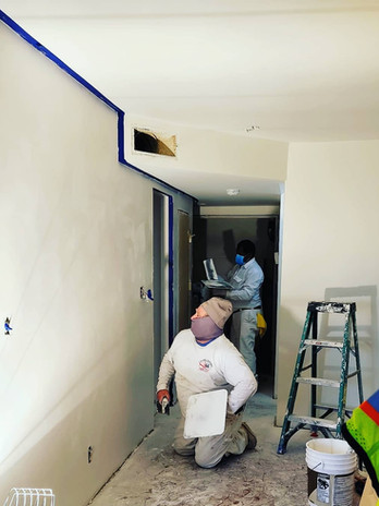 Interior Veneer Plaster Gordon Plastering_1