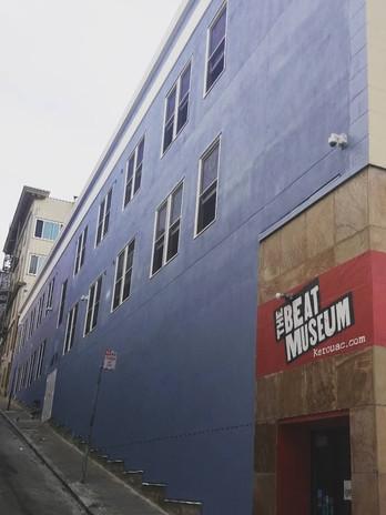 Beat Museum Exterior Stucco Gordon Plastering_2