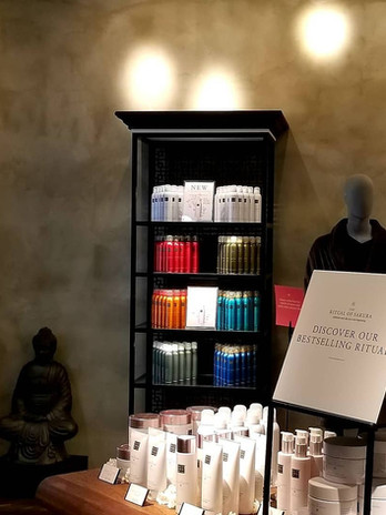 Interior Plaster Store Gordon Plastering Rituals Cosmetics_4
