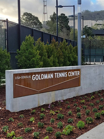 Golden Gate Tennis Center Smooth Stucco Gordon Plastering_1