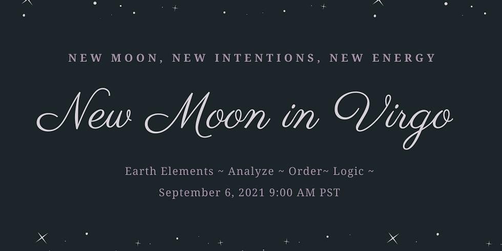 New Moon in Virgo Ritual Work Inside The Sanctuary