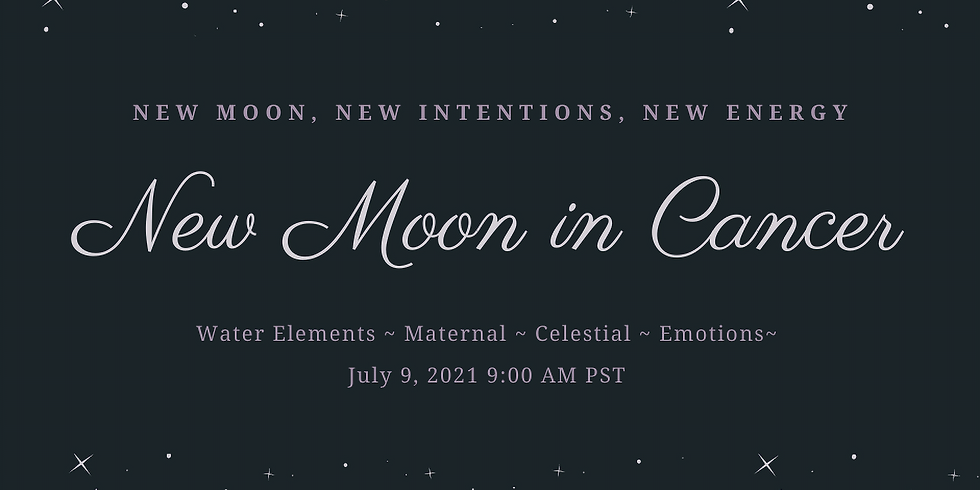 New Moon in Cancer Ritual Work Inside The Sanctuary