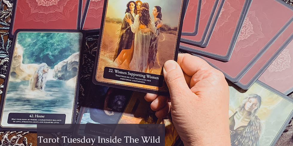 Tarot Tuesday - March Event (Free)